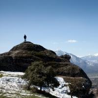 Meteora, Lone man