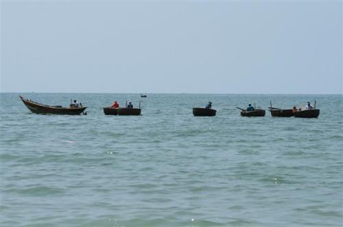 Bielorusse, pescatori, quadrifogli, maialini morti e una bella foto