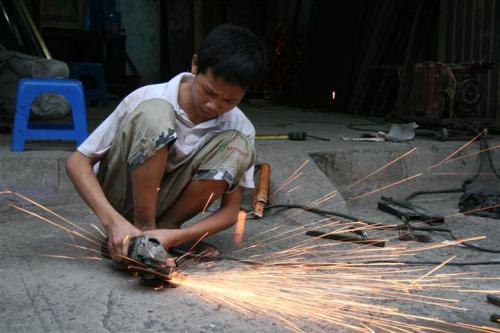 Nirvana della fotografia ad Hanoi