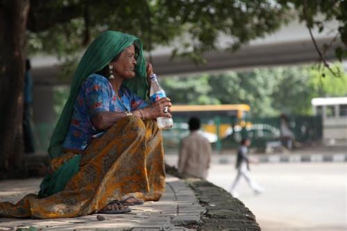 Ritono a Delhi